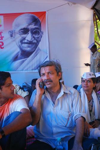 Gandhiji Ab Nahi Ayenge by firoze shakir photographerno1