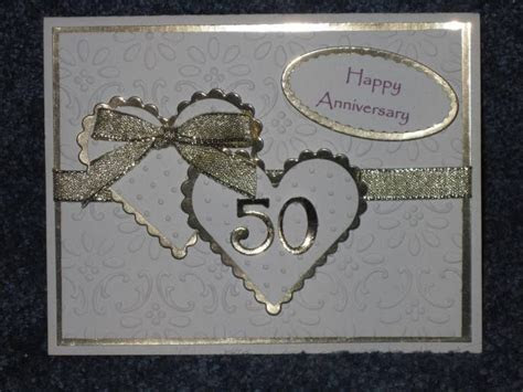 Golden Anniversary by beechwood   Cards and Paper Crafts