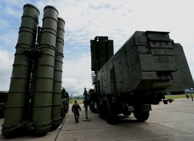 Μέχρι να γίνουν οι ρωσικές προεδρικές εκλογές οι Τούρκοι θα βλέπουν τους S-400 με τα κιάλια .