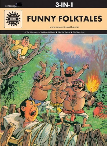 Amar Chitra Katha India Through Comics 1