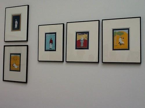 Bienal de Veneza 2013 - Imran Qureshi, artista do Paquistão. by Lais Castro ( ex Nuage Bleu)