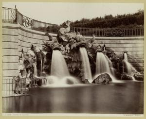 Cascata di Caserta. Digital ID: 833411. New York Public Library