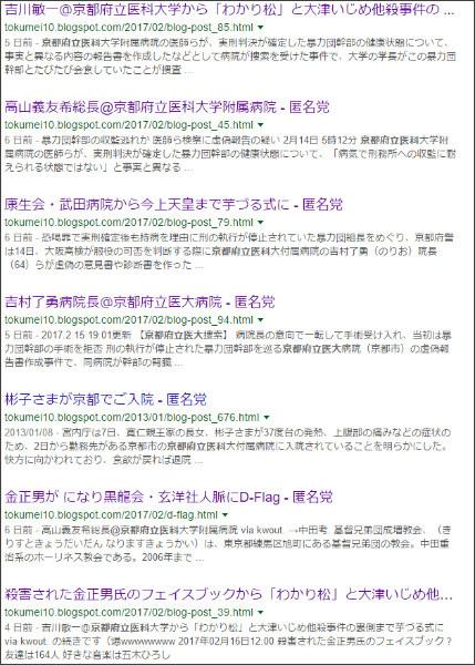 https://www.google.co.jp/#q=site:%2F%2Ftokumei10.blogspot.com+%E4%BA%AC%E9%83%BD%E5%BA%9C%E7%AB%8B%E5%8C%BB%E5%A4%A7