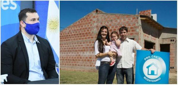 Chaco: se pone en marcha la construcciónde 1700 viviendas a través del ProCrear