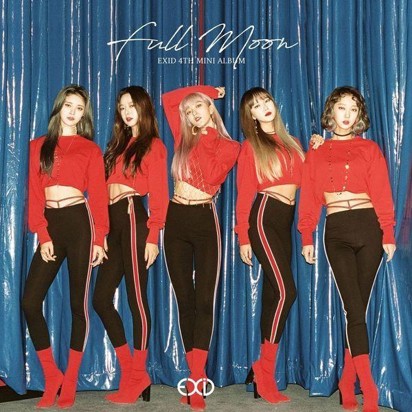 Lirik Lagu Exid - Alice Feat. Pinkmoon (Jeonghwa Solo)