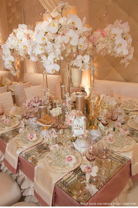 V152: Our Muse   Romantic Rose Gold Wedding: Tara & Blake