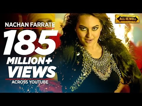 Nachan Farrate VIDEO Song ft. Sonakshi Sinha | All Is Well ...