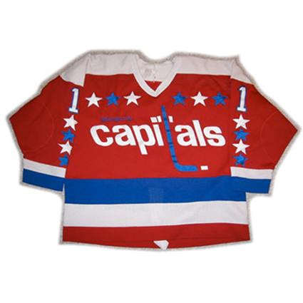 Washington Capitals 84-85 jersey