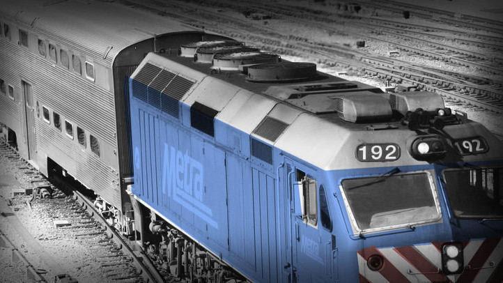 Metra commuter rail