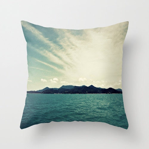 Popular items for beach decor throw pillow on Etsy