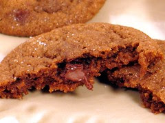 chocolate gingerbread cookie 3