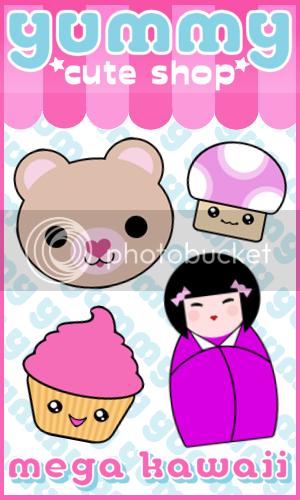 Mega Kawaii Shop Banner for TCOK