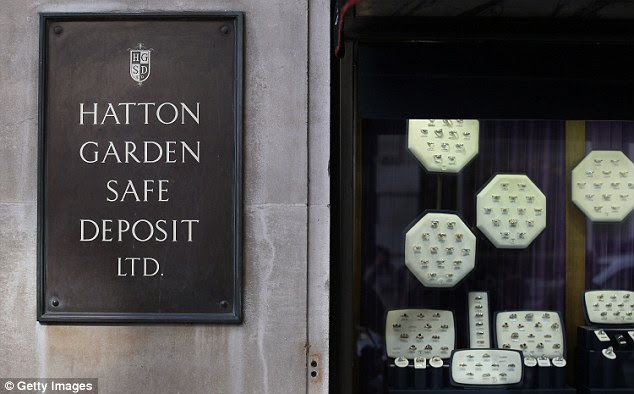 On its website, Hatton Garden Safe Deposit Ltd said it was founded in 1954 and says it is 'one of London's most successful and leading safe deposit company'