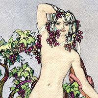 Pierre-Amédée Marcel-Béronneau, Les Fleurs du Mal