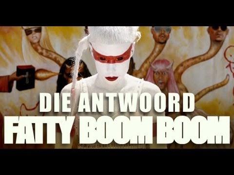 fatty boom boom, il nuovo video dei die antwoord (con omaggio a gaga)
