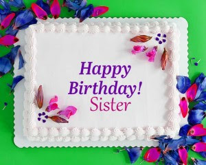 84 Sister Happy Birthday For Wishes Quotes Images