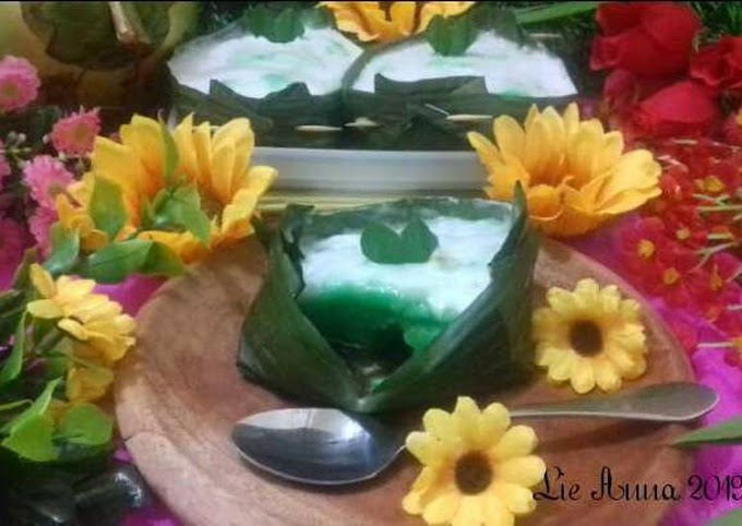Resep Mudah (9.3) Kue Jojorong Terenak