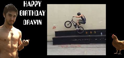 Happy Birthday Shout Out to Dravin Hallford