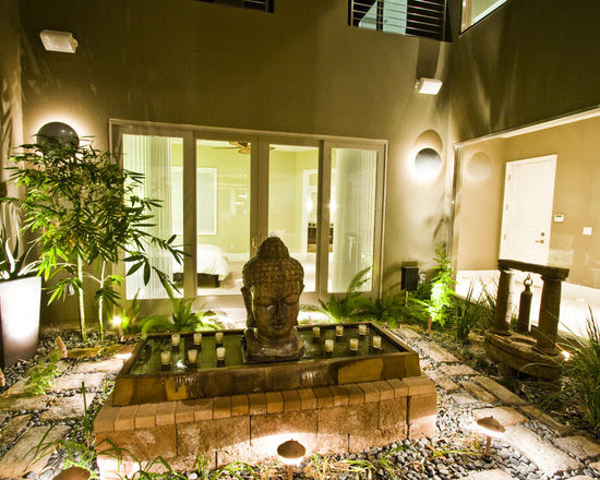 Zen Garden Design Ideas, Pictures, Remodel, and Decor