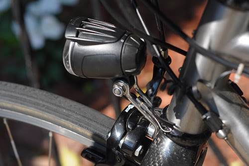 Dynamo Lighting Kit For Roadbikes