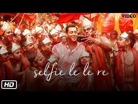 Selfie Le Le Re - Bajrangi Bhaijaan Starring Salman Khan Lyrics