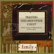 Training Children Up For Christ