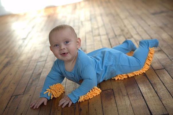 Invenções para bebés, Truques para ajudar os pais e mães de primeira viagem