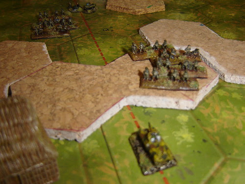 Final assault of Japanese armour - Battle of Phosphate Plant