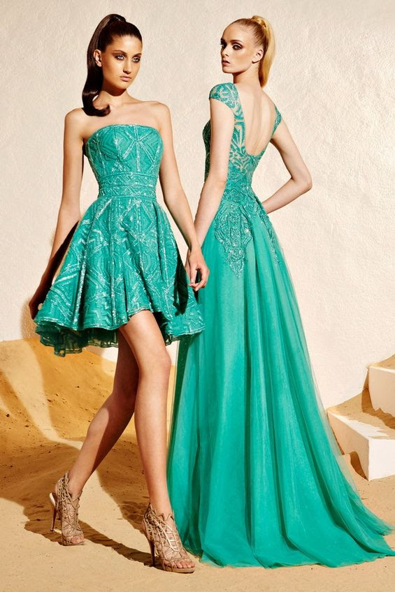 Zuhair Murad - Resort Collection 2015 | fashionsy.com