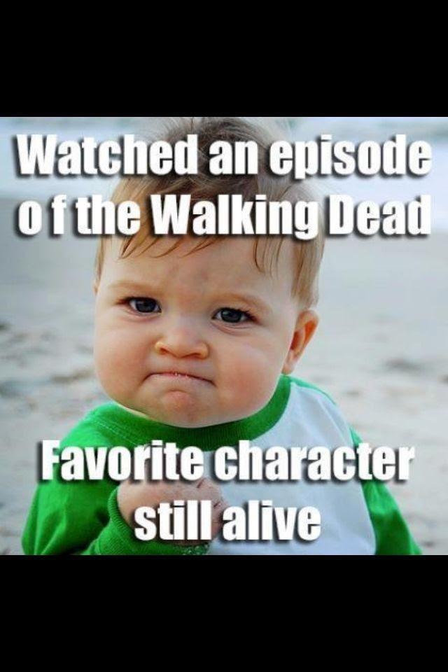 walking dead....heck yeah!!!