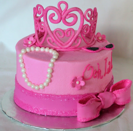 Pink Page 3 A Sweet Cake