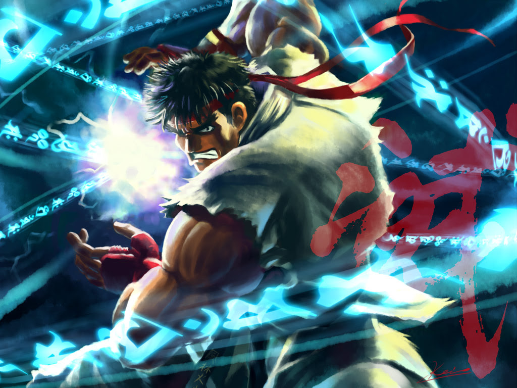 Ryu In The Street Fighter Wallpapers Hd Wallpapers 1024x768