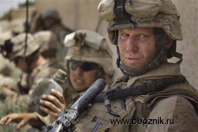 Экипировка солдат США на территории Афганистана