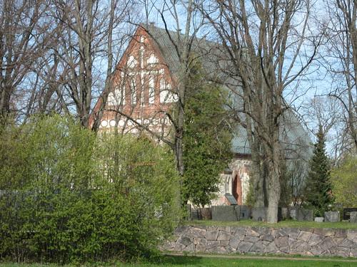 Pyhän Laurin kirkko by Anna Amnell