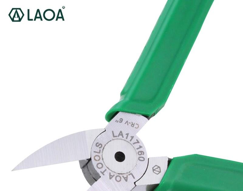DANIU électrique coupe pince câble Cutter Side Snips Flush Pince Outil