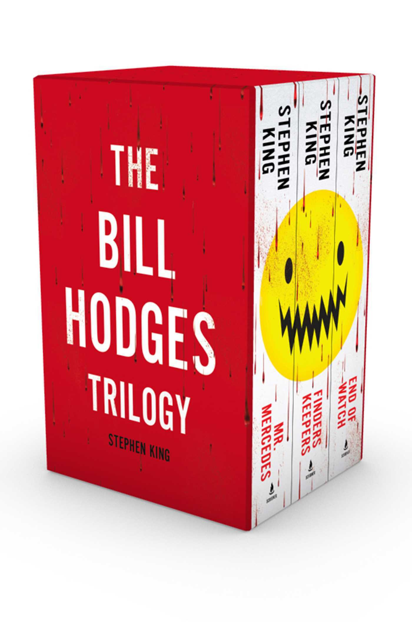 The Bill Hodges Trilogy Boxed Set : Mr. Mercedes, Finders ...