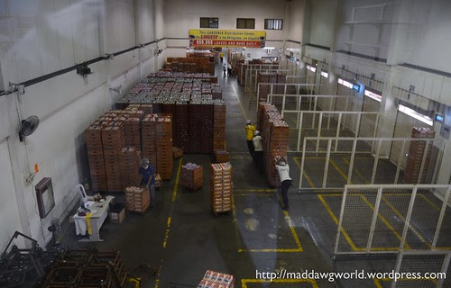 gardenia bread factory tour