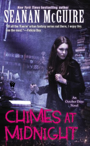 Chimes at Midnight: An October Daye Novel by Seanan McGuire