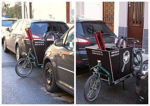 TUUB Mobiele fietsherstellingen Gent