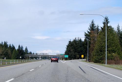 I-5 @ SR 548 east terminus