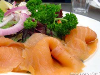 Macchiato - Smoked Salmon Entree
