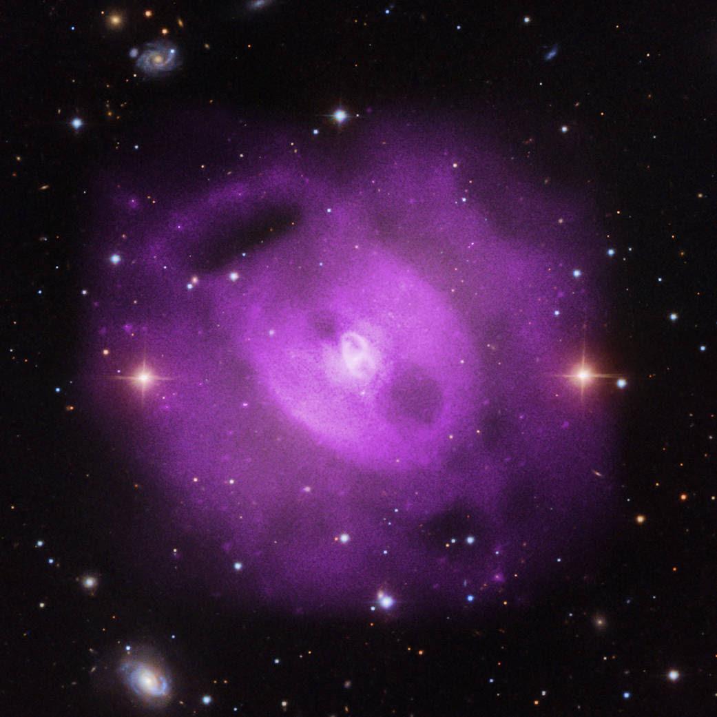 chandra image NGC5813