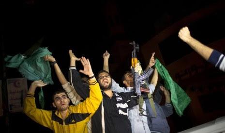 Hamas: Tidak Ada Penghentian Aliran Senjata