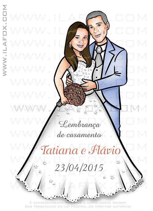 caricatura elegante, caricatura noivos, caricatura noivinhos, caricatura personalizada, caricatura bonita, caricatura casal, by ila fox