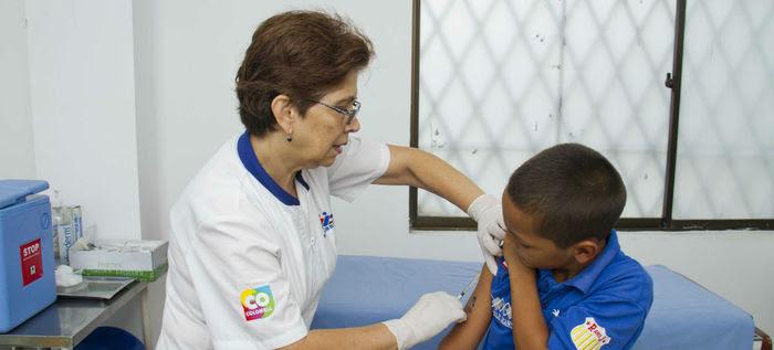 Este sábado 1 de abril, Cali se une  la Jornada de vacunación contra la Fiebre Amarilla