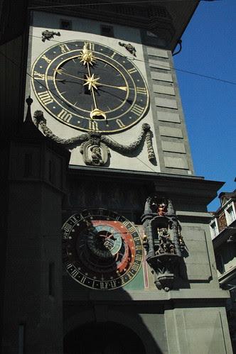 Bern Clock
