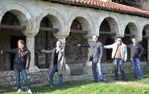 Albania Holidays team photo