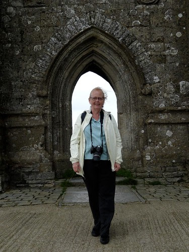 Me at Glastonbury Tor
