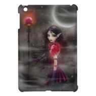 Gothic Fairy Dragon Fantasy Art iPad Mini Case
