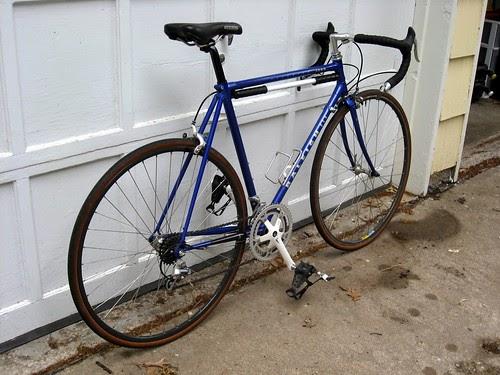Mechanic Matt Bike For Sale Raleigh Sp1000 56cm Titanium